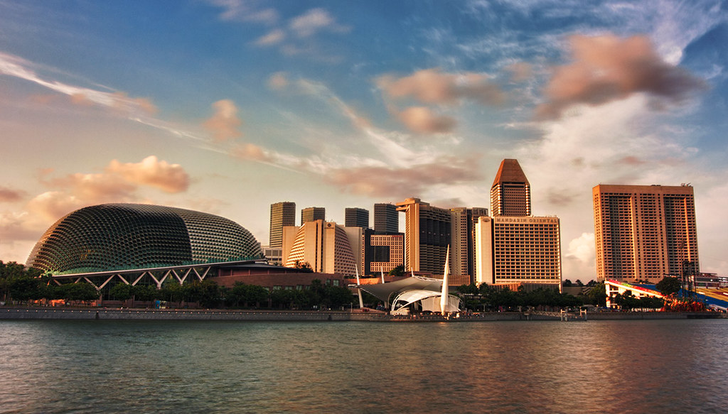 Nine Reasons why Singapore is a great location to live and work